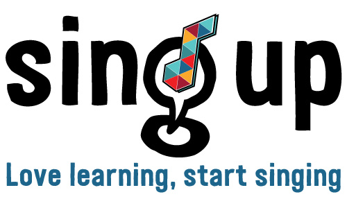Free Sing Up Training for Schools