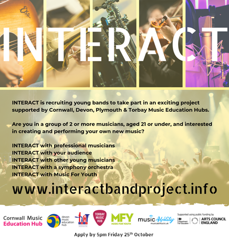 Interact Flyer